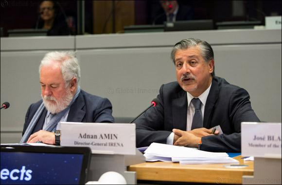 EU Reinforces Position at the Forefront of Global Energy Transformation, Says IRENA