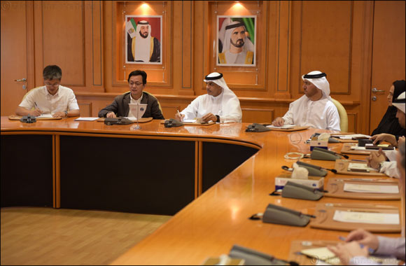 Dubai Customs showcases its experience to Chinese delegates