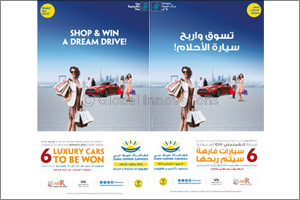 Dubai Shoppers Stand the Chance to Drive Home a Car on Spending Just AED 200