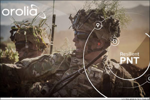 Orolia Awarded $34 Million Contract to Deliver Personnel Recovery Devices to the US Army