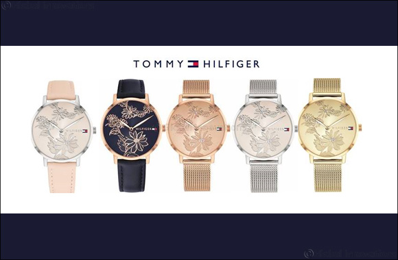 Tommy Hilfiger introduces latest SS18 women's watch collection