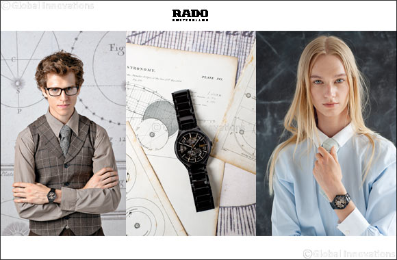 The Rado True Open Heart Automatic