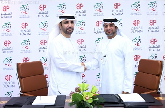 Alfahim Announces New Three-year Partnership With UAE Triathlon Federation
