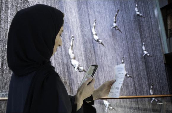 Shop and earn Skywards Miles at The Dubai Mall