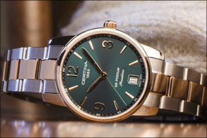 Make a style statement on your wrist