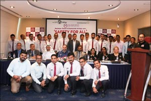 Malabar Gold & Diamonds conducted �Safety for All' training in association with Community Developmen ...