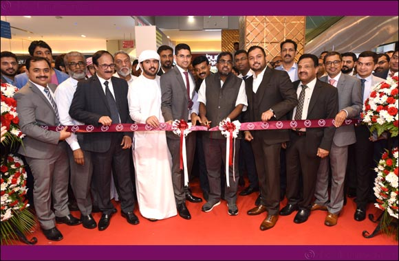 Malabar Gold & Diamonds' opened its renovated & expanded showroom at Madinat Zayed Shopping Centre, Abu Dhabi, UAE