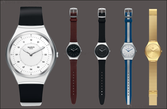68dfd745b0c7 Creating  FutureClassic  Swatch Launches Skin Irony Collection