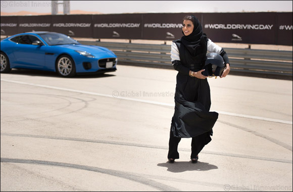 Historic Day Marked by Female Racing Driver as Saudi Women Gain the Right to Drive