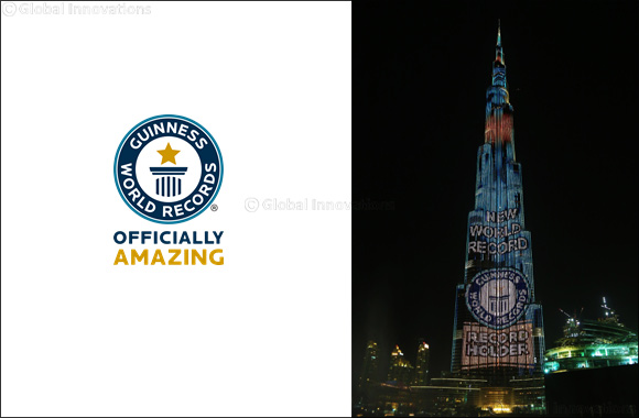 Guinness World Records Launches Arabic Website to Cater to the Growing Number of Record Applications From the Region