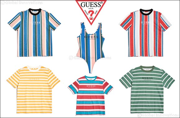 Trend Alert | Make way for summer stripes