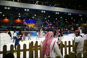 EverSnow to launch Snow Land  at the Al Shallal Theme Park Ice Rink in Jeddah  in partnership with F ...