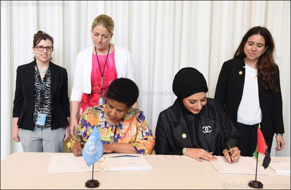 NAMA and UN Women Collaborate to Create New Entrepreneurial Opportunities for 25,000 Women in S. Africa, UAE and the Region