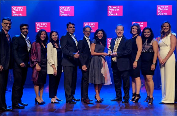 Philips ranked amongst 25 great places to work for in the UAE