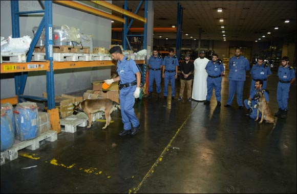 Dubai Customs organizes 6 training workshops to fight smuggling