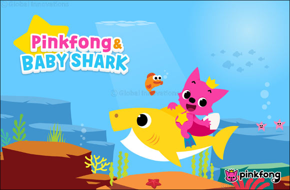 From South Korea to Dalma Mall – join Pinkfong and Baby Shark for family fun!