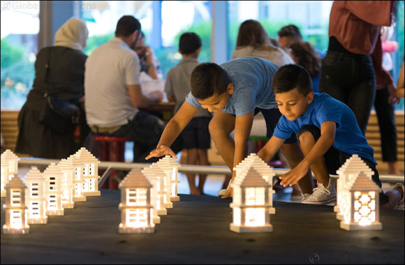 Families join LEGOLAND® Dubai and Beacon of Hope UAE in spreading light and joy this Ramadan