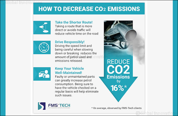FMS Tech Pioneers Reduction in Carbon Dioxide Emission