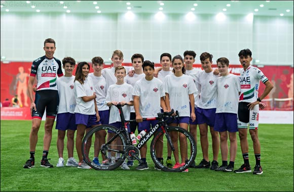 UAE Team Emirates Launches Youth Academy