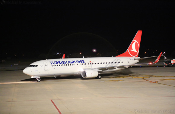 Turkish Airlines started to directly fly between Bodrum, one of the most famous tourist destinations in Turkey, and London during the 2018 summer season.