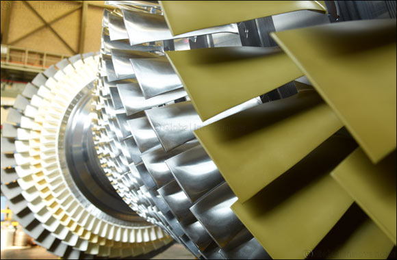 Siemens to supply three large gas turbines to Dubai