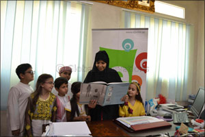 E-Vision launches book donation initiative to mark Year of Zayed