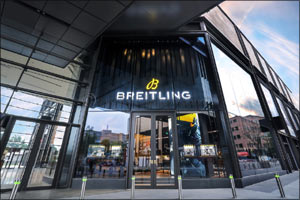Breitling Opens First Flagship Boutique in Asia in WF Central, Beijing  Redefining Industrial-chic L ...