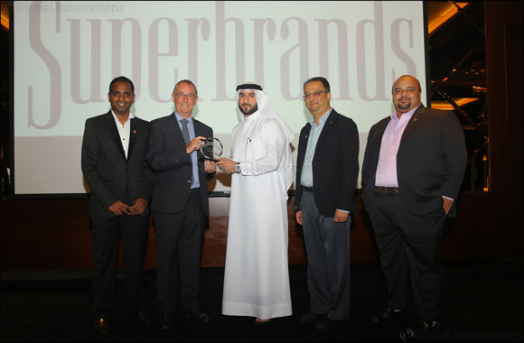 Eros Group Voted UAE's Choice - Superbrand, 8th year in a row