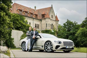Bentley Puts The Future in Writing