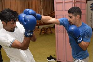 Dubai Customs organizes a fitness and martial arts workshop
