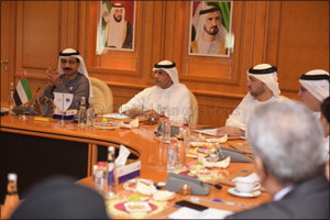 PCFC discusses means of growth with businesses in Dubai