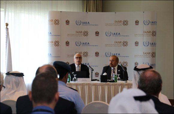 FANR Hosts IAEA Nuclear Infrastructure Review Mission