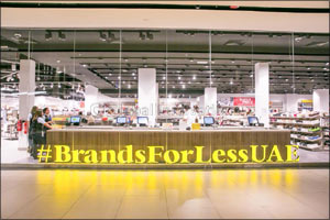 Brands For Less Now Open at BurJuman High street fashion at amazing prices