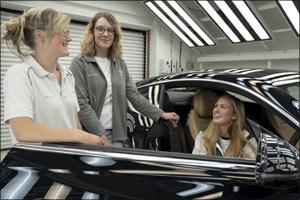 Bentley Supports International Women in Engineering Day