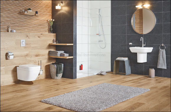 GROHE Ceramics Lines – the Perfect Match for the Perfect Oasis of Well-being in the Bathroom