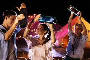 Sony MEA launches new waterproof and dustproof EXTRA BASSTM wireless speakers in UAE