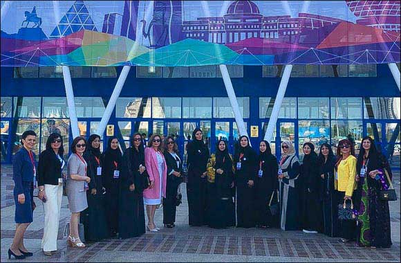 Emirates BWC and NAMA Highlight the Need for Better Integration of Women in Economy at Kazakhstan's Global Silk Road Forum