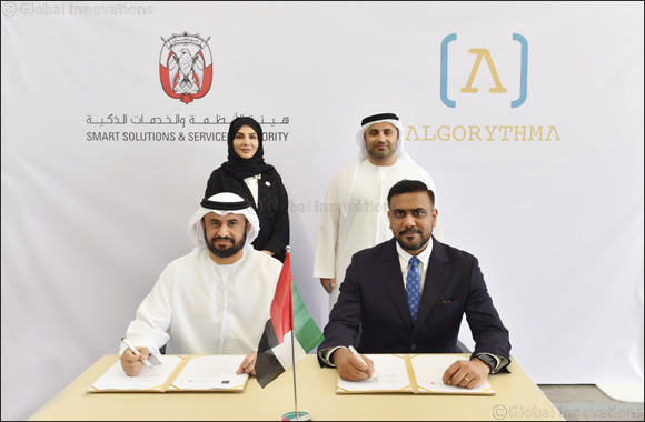 Smart Solutions & Services Authority and Algorythma