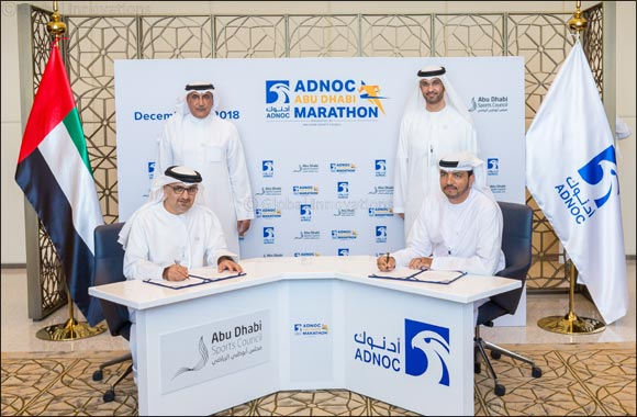 Abu Dhabi Sports Council Partners with ADNOC to Stage First ADNOC Abu Dhabi Marathon
