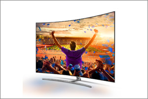 Get #CloserThanEver to the Live Sporting Action With Samsung Super Big TV