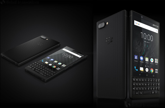 Blackberry Key2 Available in the Middle East Starting Today