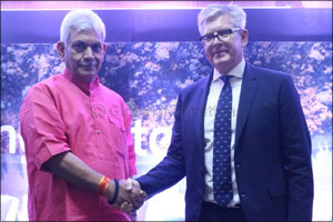 Ericsson establishes Center of Excellence and Innovation Lab for 5G in India at the IIT, Delhi