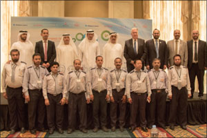 Al-Futtaim Toyota delivers a large fleet of Toyota Camry Hybrid Electric Hybrid Vehicles to Tawasul  ...