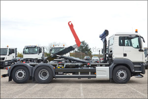 DALBY and its 50 years of experience in hydraulic hooklifts will be present at the IAA commercial ve ...