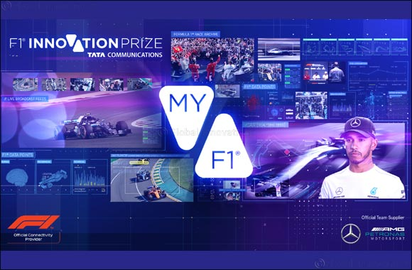World-first as the F1® Innovation Prize prepares to transform fan's winning technology idea into reality