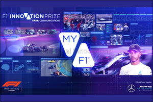 World-first as the F1� Innovation Prize prepares to transform fan's winning technology idea into rea ...