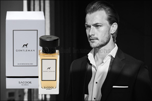 Sacoor Brothers launches FIRST ever Fragrance �GENTLEMAN�