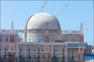 Significant Milestones Achieved in Construction of Unit 3 at Barakah Nuclear Energy Plant
