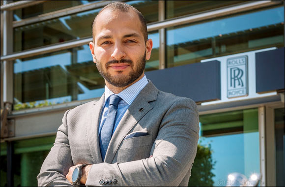 Rolls-royce Motor Cars Announces New Regional PR & Communications Manager for Middle East, Africa & India