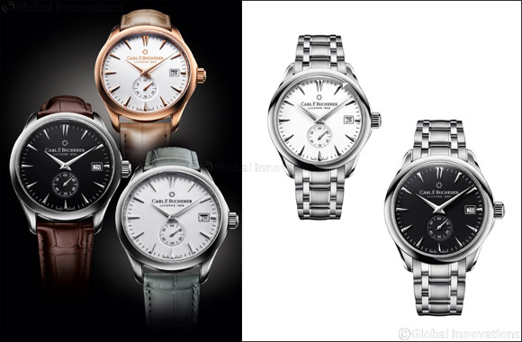 Manero Peripheral (43 Mm)  Classic Watchmaking Meets State -of-the - Art Technology